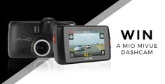 Win a Mio MiVue Dashcam Driving Camera! Ends 10/01/16 #dashcam #giveaway