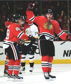 Chicago Blackhawks: Patrick Kane, Jonathan Toews, Brandon Saad