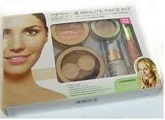 Carmindy 5 Minute Face Kit by Sally Hensen....Awesome!