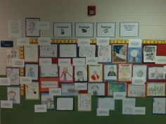 American Revolution Postage Stamp Project-have each student pick a person or event from this time and create a postage stamp picture.