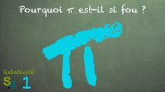 Pourquoi π est-il si fou ? Relativité 1 Sacred Geometry, Letters, Logos, I Don't Care, Logo, Letter, Lettering, Calligraphy