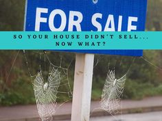 Download my guide to addresses common reasons why houses don't get sold, and it get a blueprint for getting it SOLD the next time it's listed  The post SO YOUR HOME DIDN'T SELL, NOW WHAT? appeared first on  .