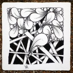 Zentangle: A Basic Comfort 2