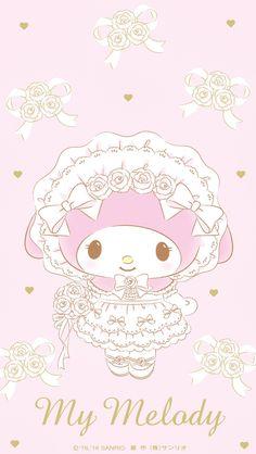 Iphone Wallpaper Kawaii, Sanrio Wallpaper, My Melody Sanrio, Learn To Draw, Learn Drawing, Cute Anime Profile Pictures, Sanrio Characters, 90s Kids, Kawaii Anime