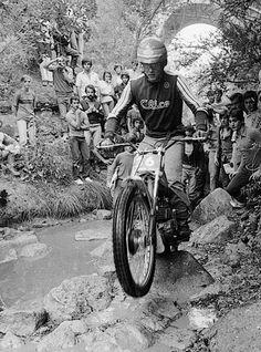 Trial Bike, Vintage Motocross, Trail Riding, Vespa, Wheels, Racing, Iron, Motorcycle, Classic