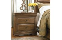 New Lou (07176B) Louie Ps Sleigh Bed, King 6/6