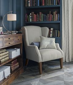 Classical Revival / A/W 2014 / Laura Ashley / Home Collection This would look beautiful in a modern country scheme. Why not head on over to join our FREE interior design resource library at www.FlorenceAndFreya.com?