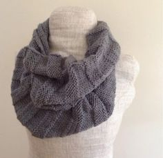 Charming Charcoal Everyday Cowl