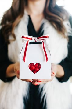 Make Your Own Gable Candy Boxes for Valentine's Day | The TomKat Studio
