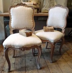 Gorgeous chairs