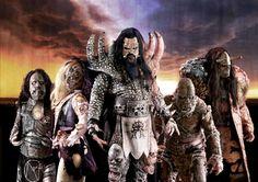 LORDI Army - The United Rocking Dead
