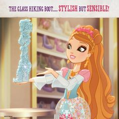 Image shared by Andreutza. Find images and videos about ever after high, ashlynn ella and through the woods on We Heart It - the app to get lost in what you love. Fairy Tail Characters, Cosplay Characters, Ever After High, Ashlynn Ella, Barbies Pics, Ever After Dolls, Chibi, Work Inspiration, Pretty And Cute