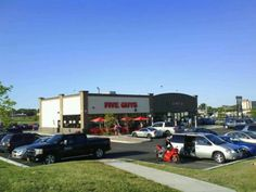 Five Guys and Chipotle in Watertown, NY