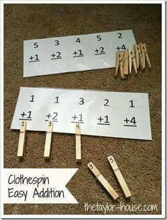 Make a multiplication activity