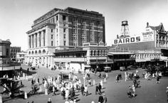 GPO and Forrest Place,Perth,1930.