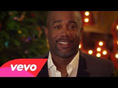 "Darius Rucker ""What God Wants For Christmas"""
