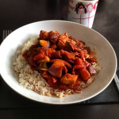Chilli Chicken From The Extra Easy Express Book. Another Yummy Slimming World Dish x
