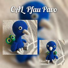 Sommer-CAL Pavo - Nephi-Handmade  #crochet #crochetpattern #häkelanleitung #nephihandmade #cal