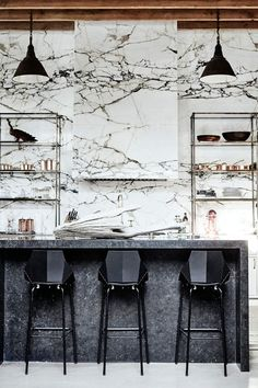 Kitchen Trends 2018: Marble