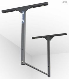Perfect Pull Up Bar... mount from the ceiling!