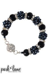 Imagine Bracelet | Park Lane Jewelry - Love how this bracelet feels and sparkles.