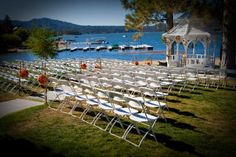 A Destination Wedding In Bear Lake Offers Beautiful Backdrop And Breathtaking Views