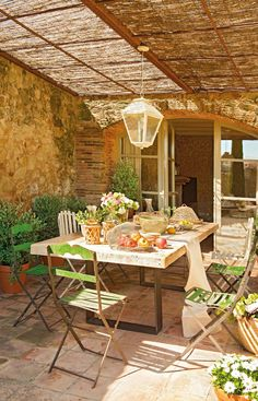 home in spain, every picture inspirational, great earthy elements used