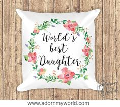 Gift For Daughter, D