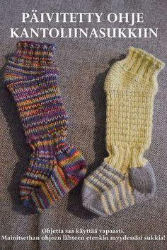 Thigh high woolen socks for baby - free pattern, in english too! Knitting Charts, Knitting Socks, Knitting Patterns, Crochet Patterns, Knitting For Kids, Baby Knitting, Crochet Baby, Knit Crochet, Woolen Socks