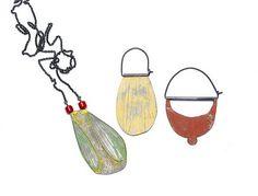 natalia milosz-piekarska...........earring ideas on right