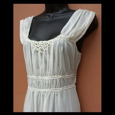 Stunning 1940s Lingerie Nightgown with Peignoir Wedding Honeymoon Valentines Day Hollywood Glamour