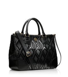 I think I'm in love!  Robinson Patchwork Double Zip Tote | Womens The Robinson Collection