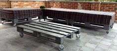 Garden lounge set | 1001 Pallets