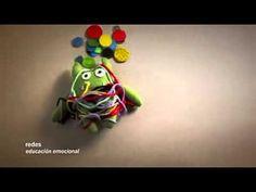 Video-cuento:  El  monstruo  de  colores .   Para trabajar emociones como la tristeza, el miedo, la calma, la rabia, la alegría...y saber c...