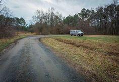 Free camping in Maryland near the bay. E. A. Vaughn WMA - Stockton, Maryland