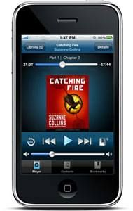 Still catching up on CATCHING FIRE? Listen to the audio book! You'll be ready for the movie premiere in no time! Available on CD or digital download. #audiobook #HungerGames #TheHungerGames #Katniss #KatnissEverdeen #book #books #series #trilogy #quote #quotes #readcatchingfire #repin #THG #girlonfire #catchfire #CatchingFire #read #reading #quotation #character #characters #victors #tributes #tribute #victor #districts #panem