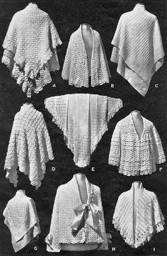 1000+ images about Bed Jackets on Pinterest 1930s ...