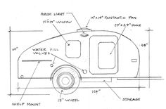 60 Beautiful Timberleaf Teardrop Camping Trailer For Your Happy Day. Each trailer is outfitted with one of the biggest skylights of any teardrop in the business. It's possible to also buy your trailer over the telephone. Teardrop Trailer Plans, Teardrop Camper Trailer, Trailer Diy, Small Trailer, Trailer Build, Tiny Trailers, Camper Trailers, Travel Trailers, Rv Campers