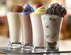 Milkshakes 😇 😋    #milkshake #followme #sweet #russia