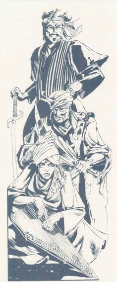 """Taken from AD&D HR7 """"The Crusades"""""""