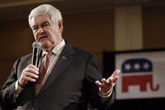 4 #prezpix #prezpixng election 2012 candidate: Newt Gingrich publication: abc news photographer: AP Photo publication date: 2/25/12