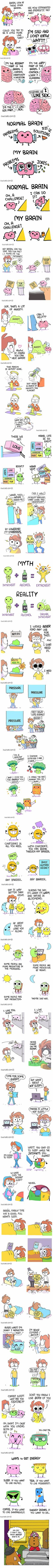 24 hilariously accurate comics about life by Owlturd http://9gag.com/gag/aXqod5V?ref=fbp