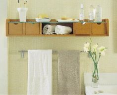 30 Creative and Practical DIY Bathroom Storage Ideas   Daily source for inspiration and fresh ideas on Architecture, Art and Design