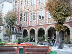 Paris 6e - Rue d'Assas - Institut Catholique de Paris.