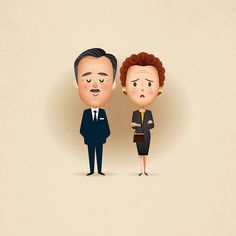 Walt and Pam - Saving Mr. Banks opens wide December 20th. | Flickr - Photo Sharing!