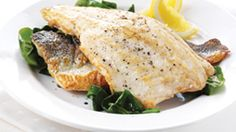 Serve up this delicious dish in just 20 minutes! Light and zesty, our simple roasted fish recipe is perfect for a warm summer's day.