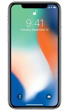 The iPhone X's Super Retina HD display provides clear, detailed visuals. This Apple iPhone X smartphone features rear and front-facing cameras for high-quality photos. Apple Iphone, Déverrouiller Iphone, Free Iphone, Iphone Cases, Cell Phone Deals, Cell Phone Service, Cell Phone Wallet, Cell Phones In School, New Phones