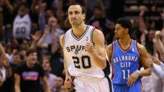 The Empire Strikes Back. Spurs vs. Thunder Game 5 #Spurs