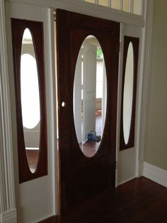 How To Get Oval Shaped Curtains For A Front Door Recipes