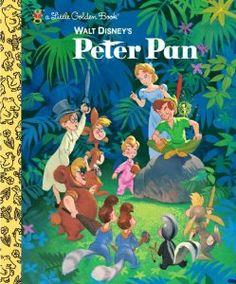 Walt Disneys Peter Pan (Disney Peter Pan) (Little Golden Book): RH Disney, Al Dempster: 9780736402385: Amazon.com: Books